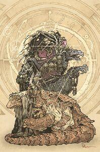 Beneath the Dark Crystal 10 cover David Petersen