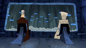 Count Dooku seat