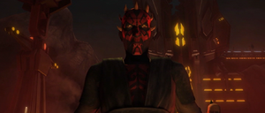 Darth Maul accomplist