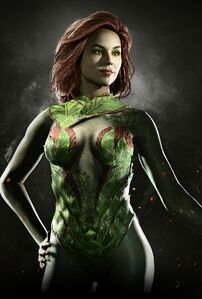 Injustice2-POISON-IVY-wallpaper-MOBILE-69