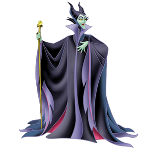 Maleficent vector