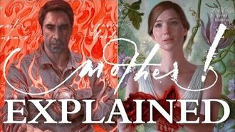 Mother! EXPLAINED (Characters and Allusions)