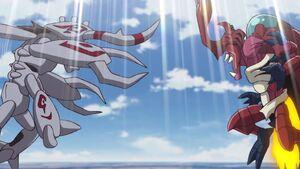 Okuwamon vs MegaKabuterimon (1)