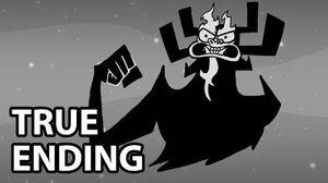"SAMURAI JACK'S TRUE ENDING - ""AKU'S WAY"" (Animatic)"