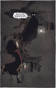 The Beast in the comics (1)