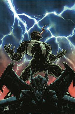Venom Vol 4 1 Virgin Variant