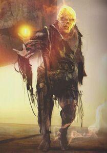 Avengers Infinity War Red Skull concept art 14