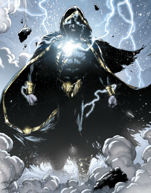 Black Adam Villains Wiki Fandom