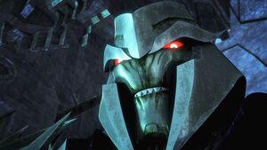 Deadlock Megatron grin
