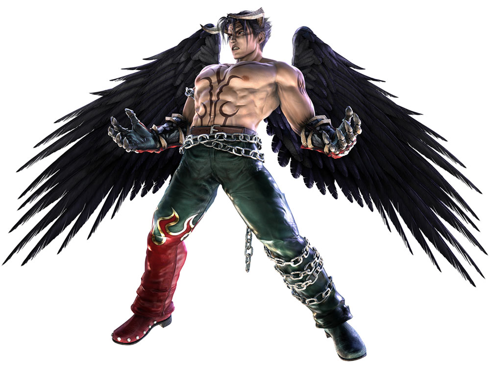 Devil Jin Villains Wiki Fandom