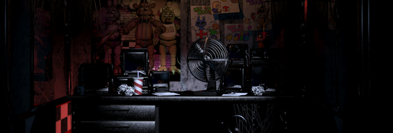 Immagine Fnaf 1 Room Of The Night Watch Cerca Con Google