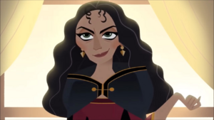 Gothel in the Series