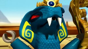 Snake King Skales