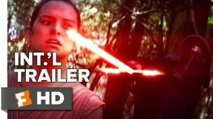 Star Wars The Force Awakens Japanese TRAILER (2015) - Star Wars Movie HD