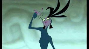 The Emperors New Groove-Yzma's Plan