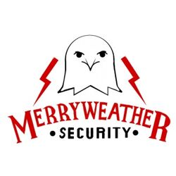 The Merryweather Security Consulting Logotype