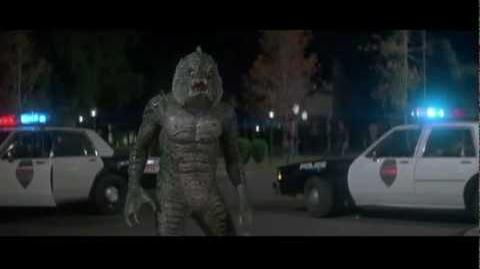 The Monster Squad - Gillman's Death