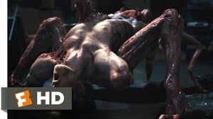The Thing (6 10) Movie CLIP - The Thing Reveals Itself (2011) HD
