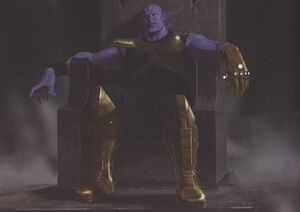 Avengers Infinity War Thanos concept art 10