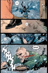 Batman vs KG Beast
