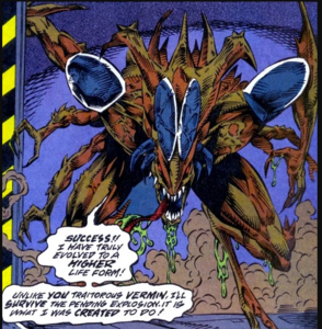 Carlton Drake (Earth-616) from Spider-Man The Arachnis Project Vol 1 6 001.jpg