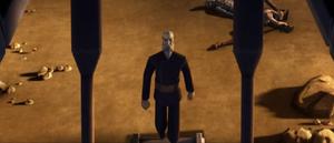 Count Dooku saucer