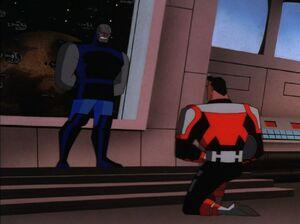 Darkseid Superman Son