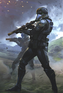 Imperial Death Troopers Unit Expansion art
