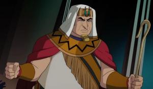 King Tut Dozierverse