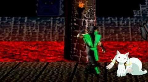 MUGEN Kyubey gets killed 148 times for 30 minutes