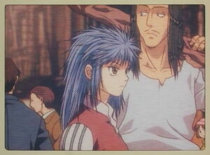 Machi and Nobunaga
