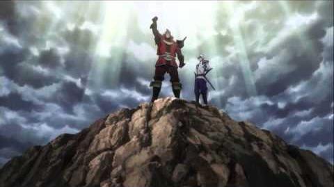 Sengoku basara ni anime Hideyoshi theme song