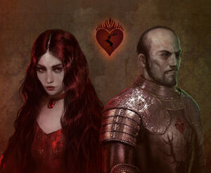 Stannis and melisandre by berghots-dbhut9l