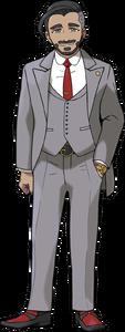 Sword Shield Chairman Rose
