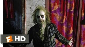 The Ghost with the Most - Beetlejuice (7 9) Movie CLIP (1988) HD