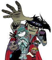 The Life of Murdoc Gorillaz!!! (1-)