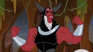 Tirek 'ancient and extremely powerful' S9E1