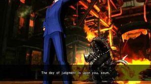 UMVC3 Doctor Doom Quotes