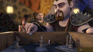 Viggo with Ryker and Dagur
