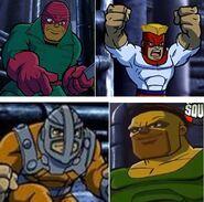Wrecking Crew (Earth-91119) Super Hero Squad Show Season 1 2
