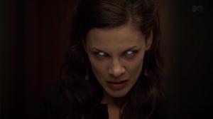 3x10 Jennifer glowing Darach eyes