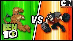 Ben 10 Ben vs Kevin 11 Best Battles Cartoon Network