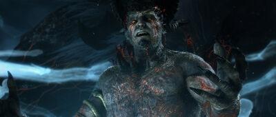 Dante's Inferno LuciferDante