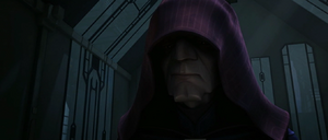 Darth Sidious impressed