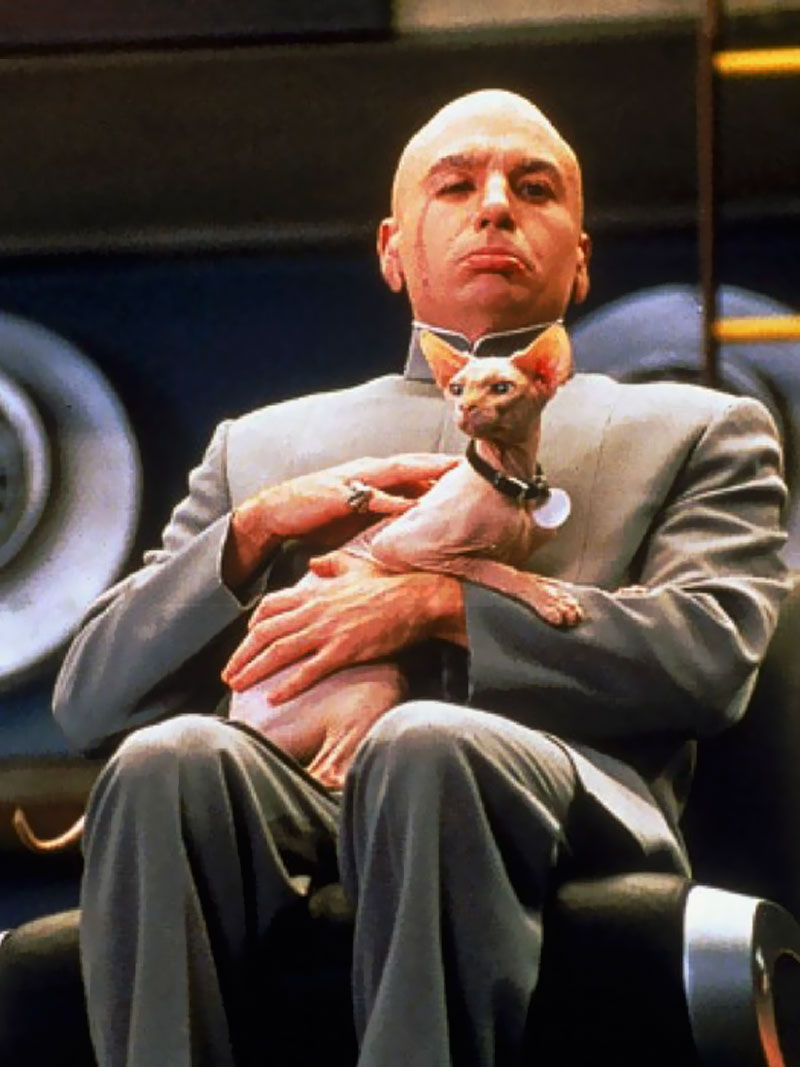 dr evil austin powers villains wiki fandom powered by wikia