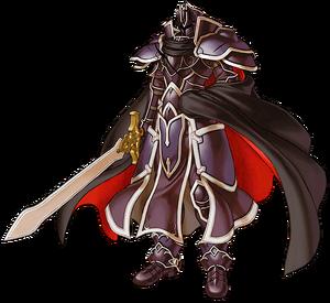 General Zelgius the Black Knight
