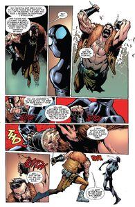 Kraven Vs Spider-Man