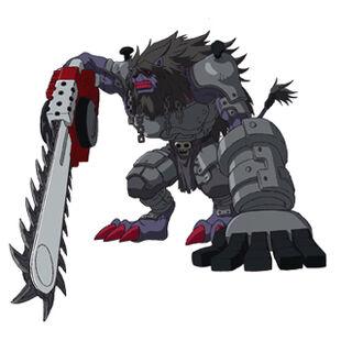 Armed MadLeomon