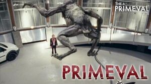 Primeval Series 2 - Episode 6 - James Lester vs the Future Predator (2008)