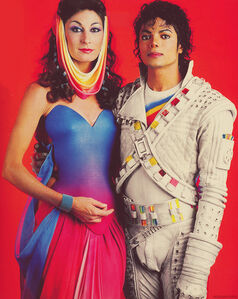 The reformed Supreme Leader and Captain EO